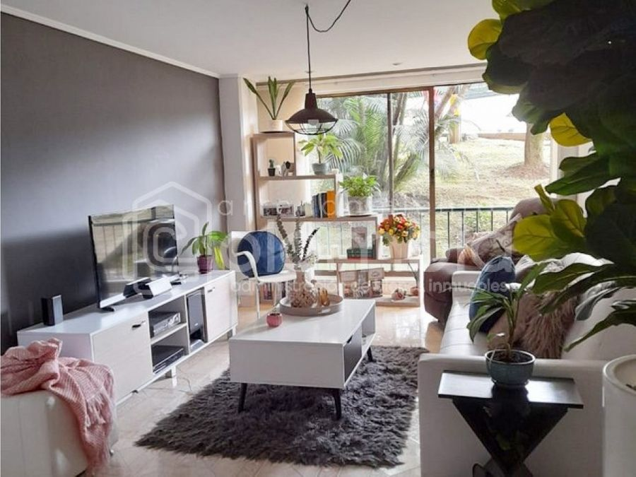 apartamento en venta loma de escobero envigado