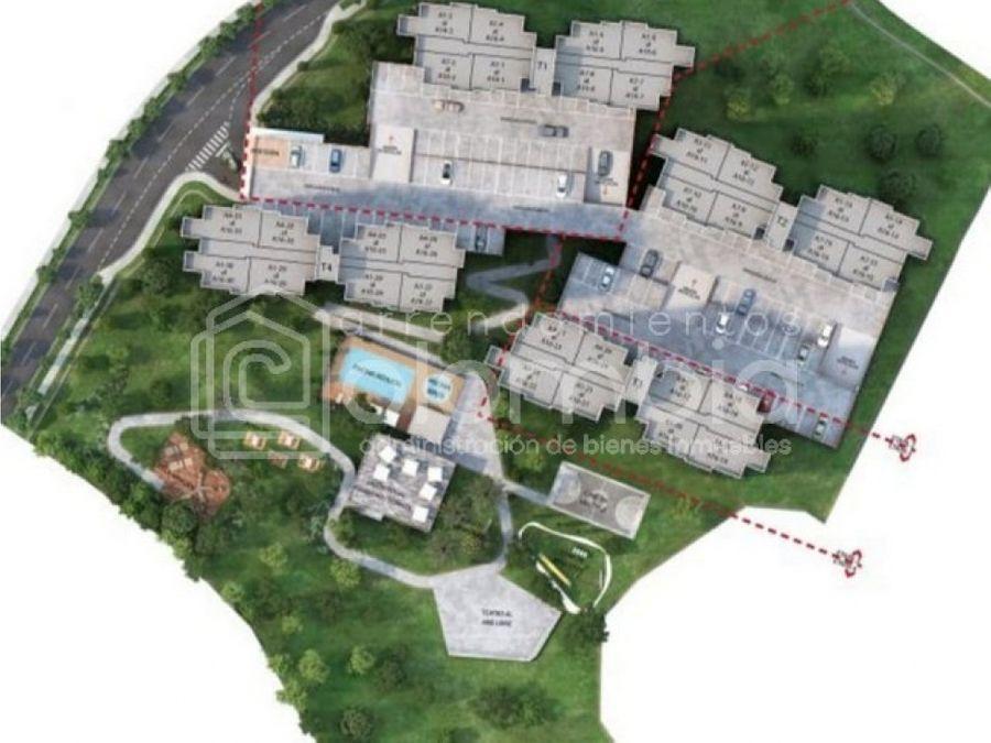 apartamento en venta la mina envigado
