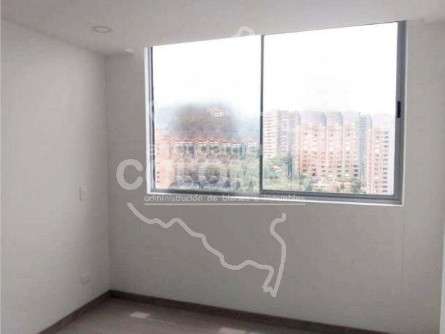 apartamento en arriendo cumbres envigado
