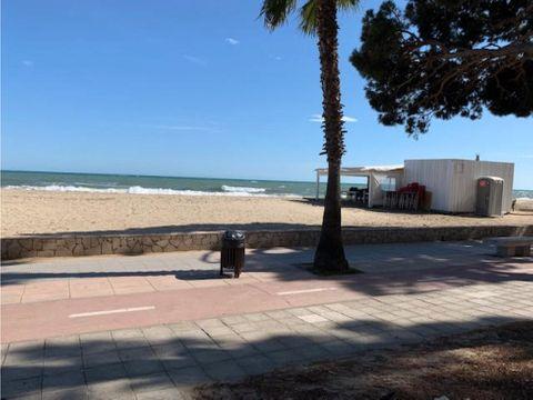 apartamento en cambrils playa