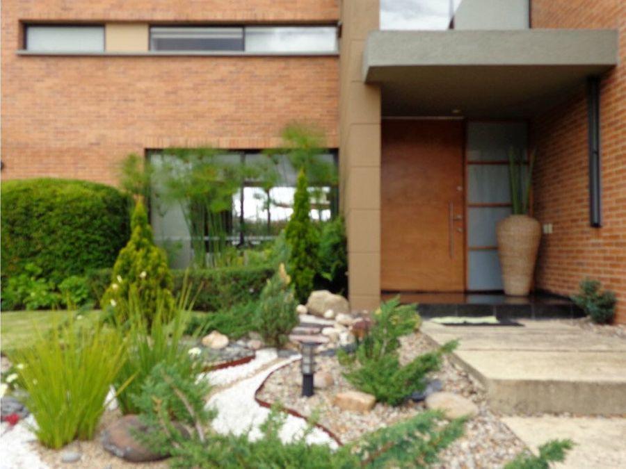 casa venta chia hacienda fontanar