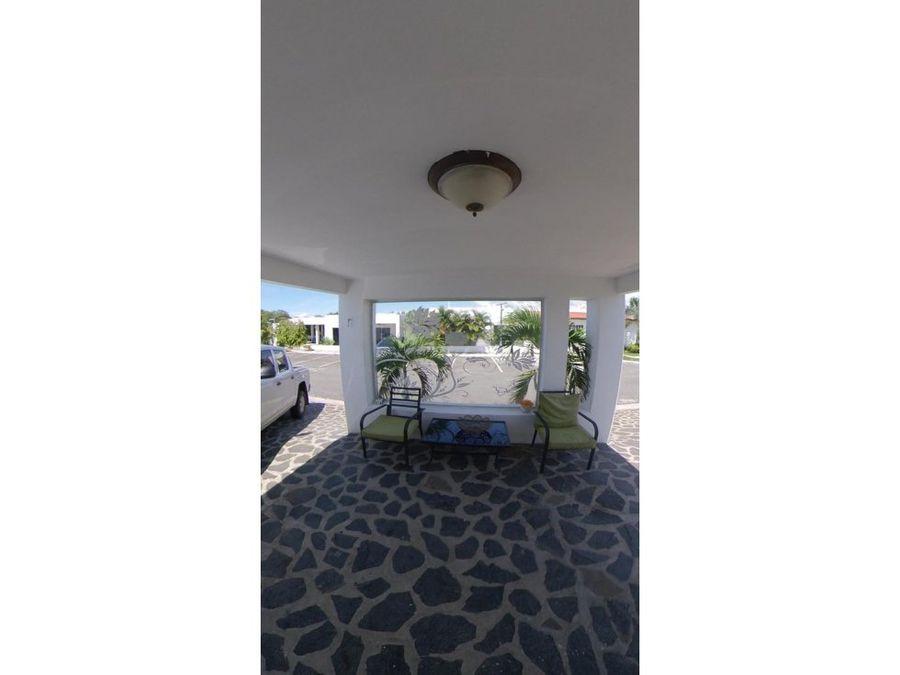 vendo casa de playa 3 rec ibiza beach 100mil amoblada