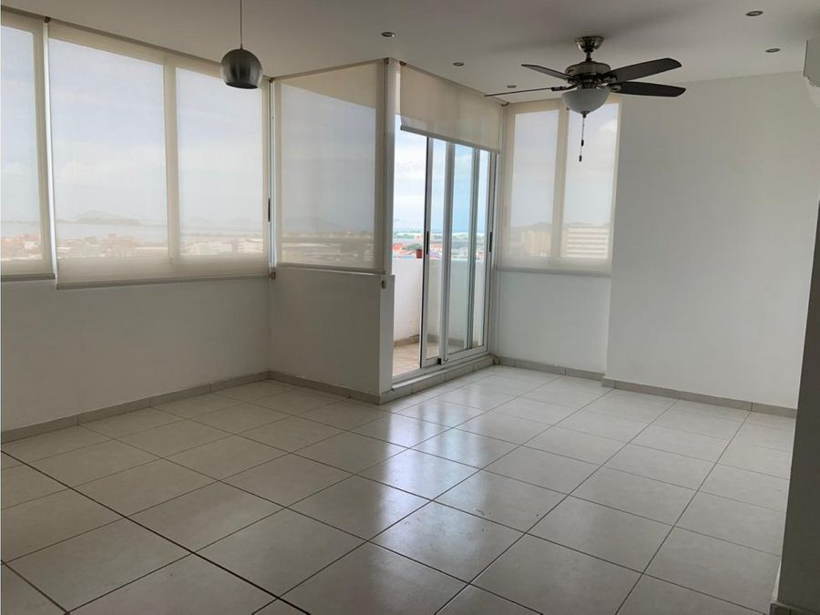 alquilo apto de 2 rec balcon y vista al mar 800 neg ph bay view