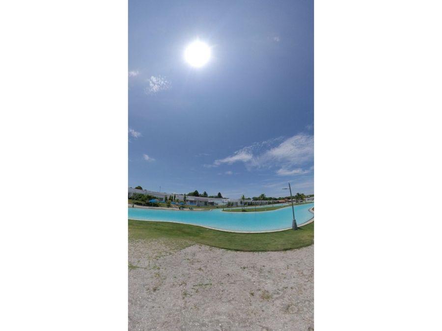 venta de casa de playa 75k remate ibiza beach residence rio hato