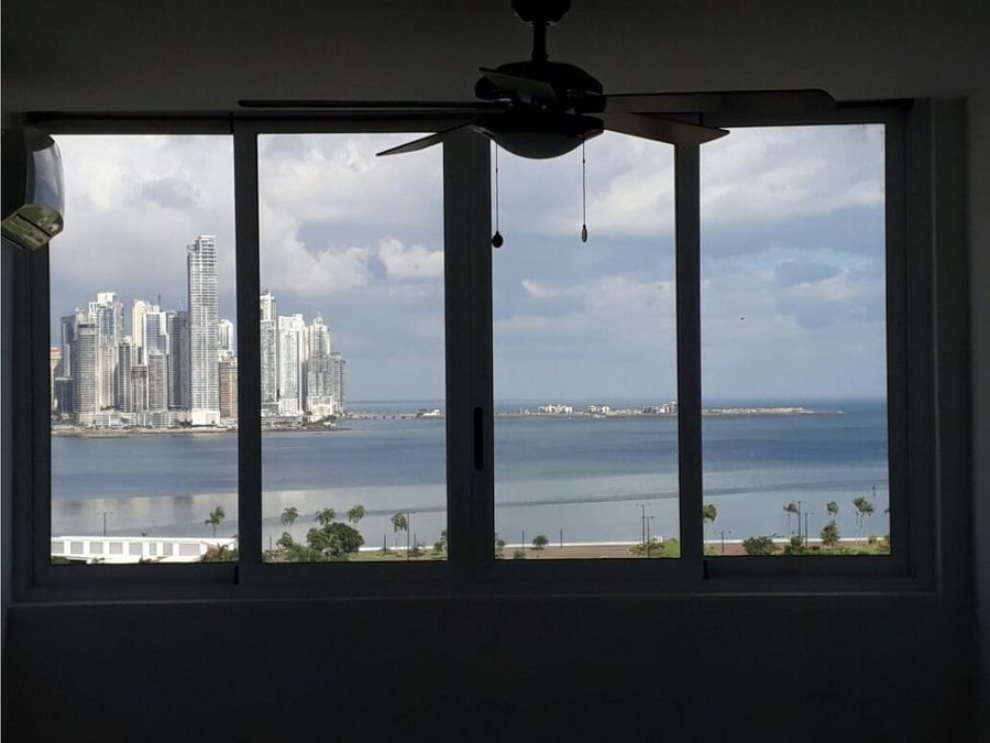 promo apto de 2 rec con vista al mar 700 ph bay view ave balboa