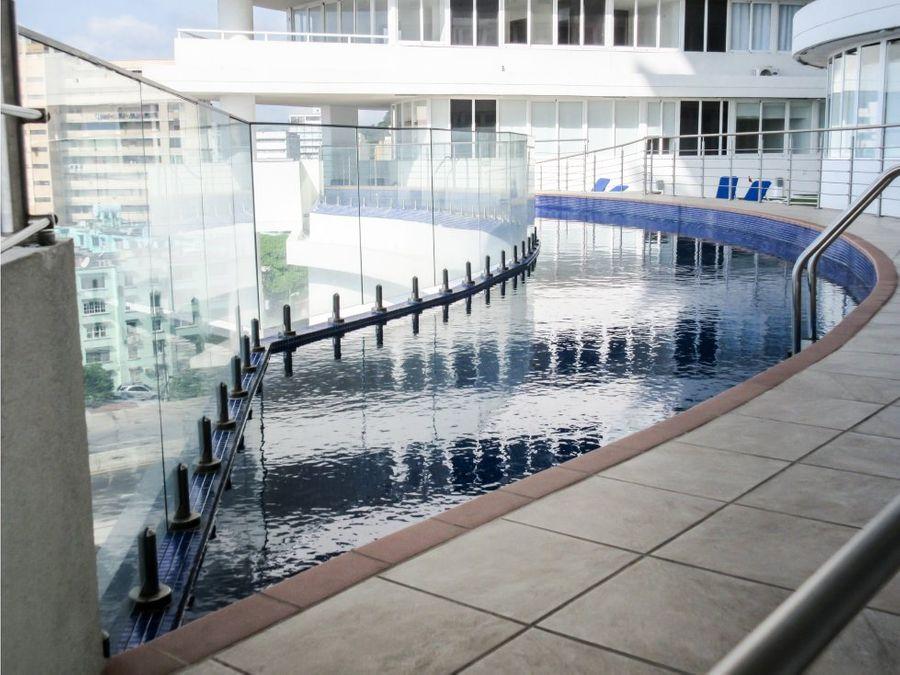 alquilo apto 2 rec en 750 ph bay view av balboa