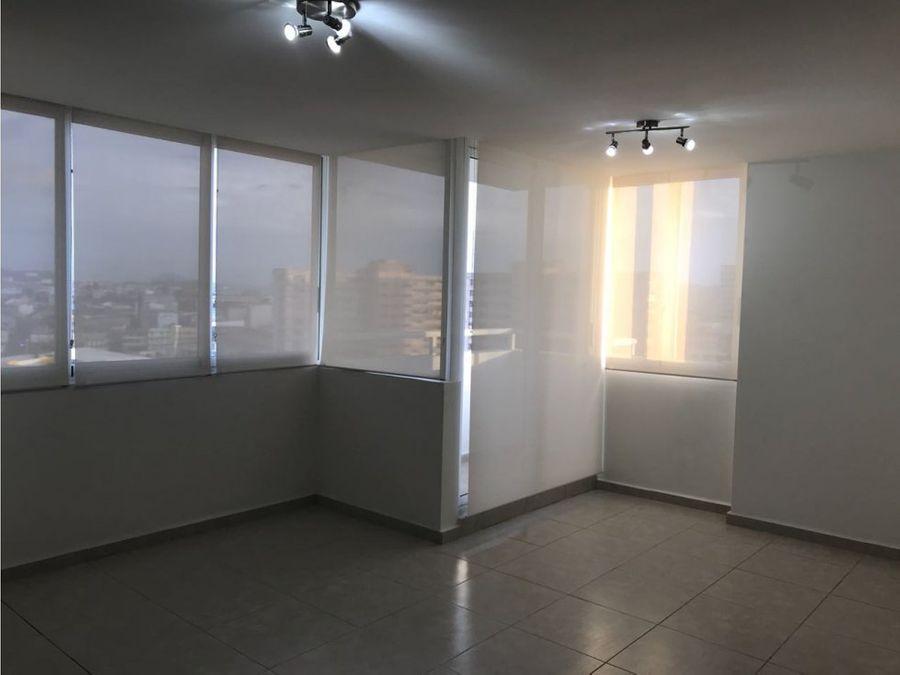 alquilo apto amoblado 2 rec con balcon 900