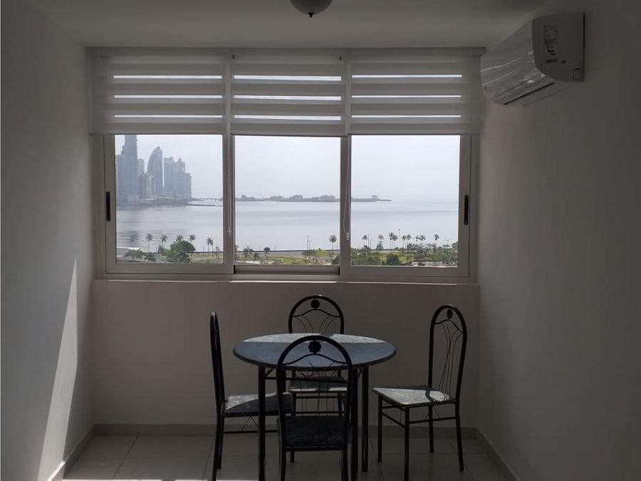 venta o alquiler de apartamento amoblado y vista al mar ph bay view