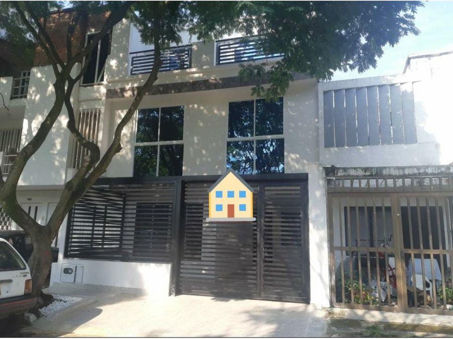 vendo casa remodelada en caney especial