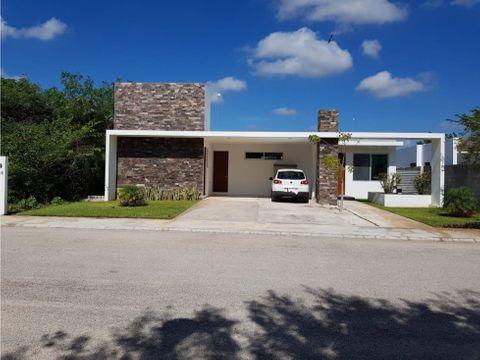 casa en la rejoyada residencial merida yucatan