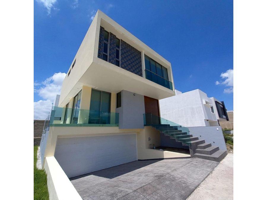 hermosa casa super amplia y equipada solares zapopan jalisco
