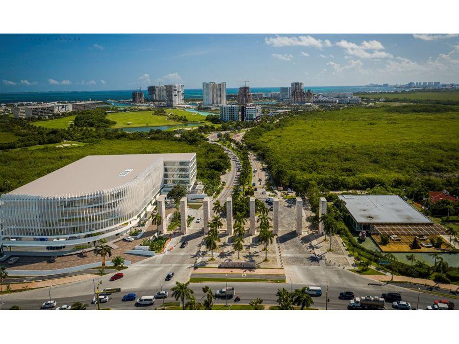 venta de oficinas de lujo en puerto cancun nlc