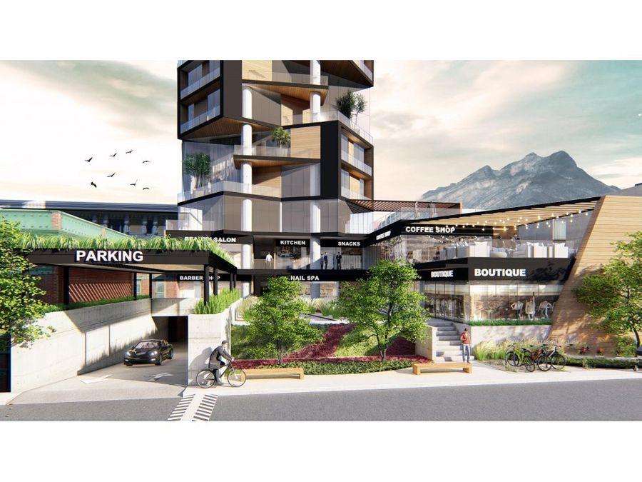 venta de local comercial en centrito valle nlc pb l5