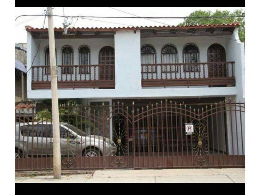 hermosa casa en venta en miraflores