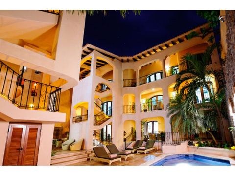 luxurious boutique hotel playa del carmen
