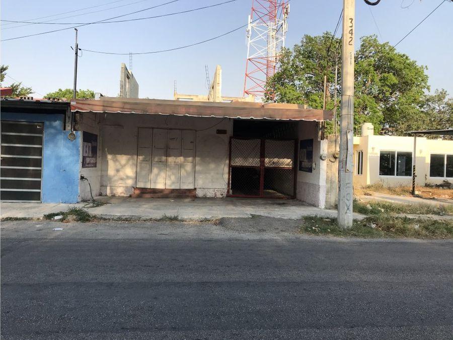 xcumpich casa en venta con 350m2 de terreno
