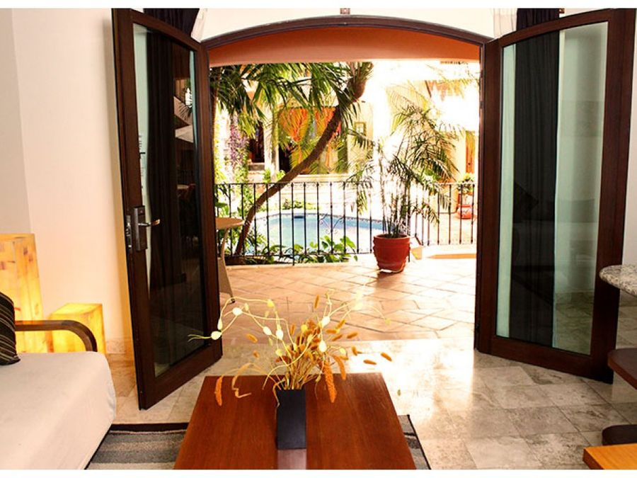luxurious boutique hotel playa del carmen