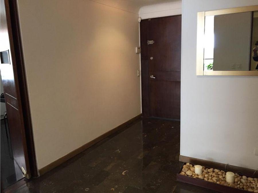 apartamento en arriendo en chico ap 064