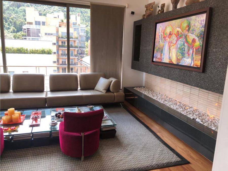 venta apartamento penthouse chico reservado