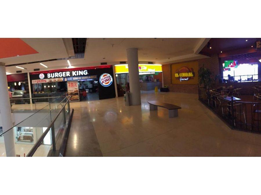 lcc 168 local en plazoleta centro comercial salitre