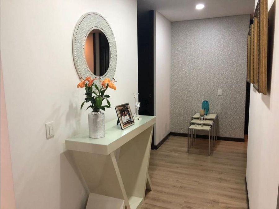 apartamento en venta san patricio ap 153