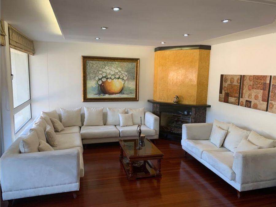 venta apartamento en bella suiza ad 001