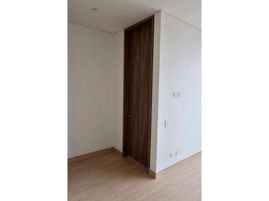 apartamento en venta san patricio ap 114