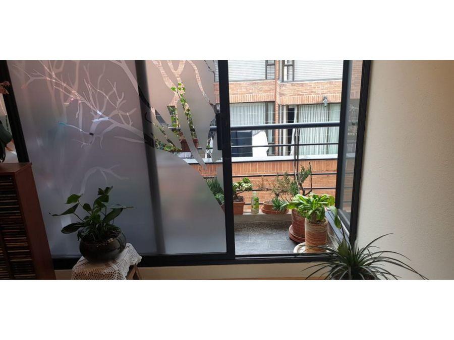 apartamento en venta santa barbara ap 021