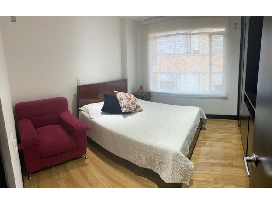 apartamento en venta santa barbara ap 207