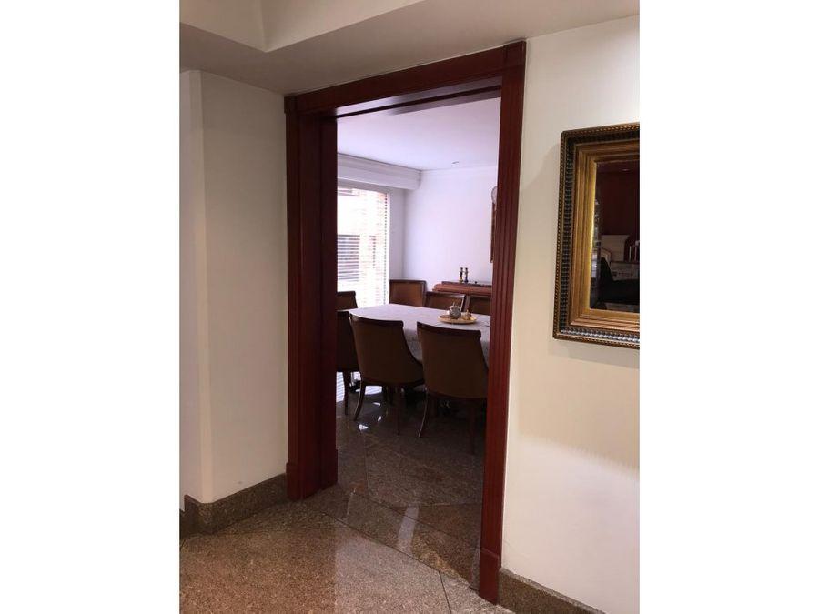 apartamento arriendo la cabrera ap 078 1
