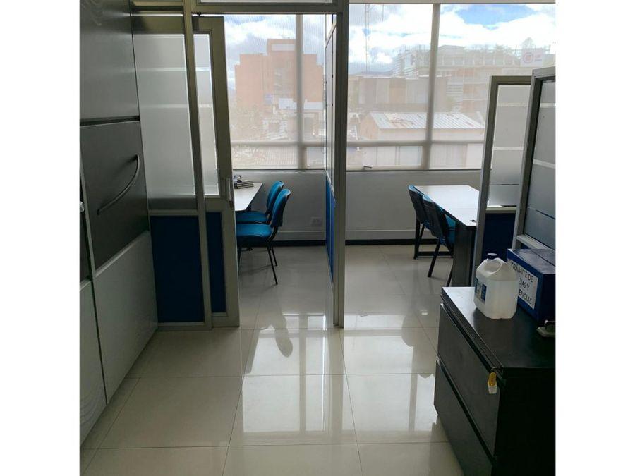 of 107 oficina en chapinero