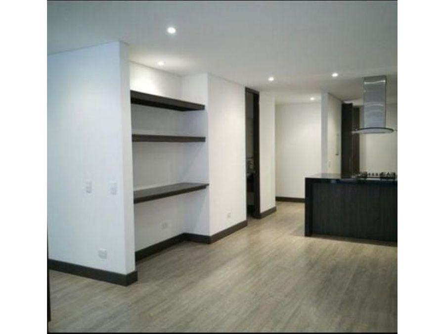 apartamento en arriendo en san patricio ap 155