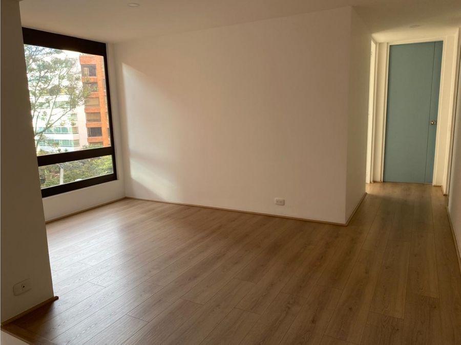 apartamento arriendo chico cabrera ap 144
