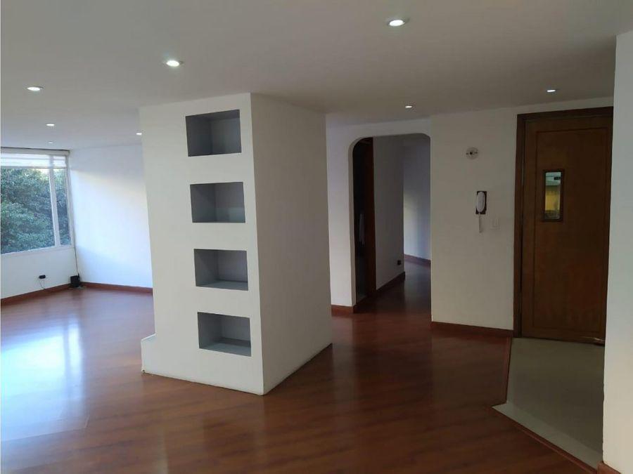 apartamento en venta santa barbara ap 167