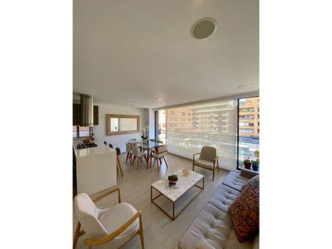 venta apartamento chico navarra ap 184
