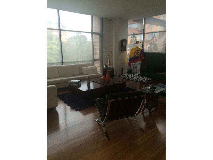 apartamento con terraza en venta chico apd 048