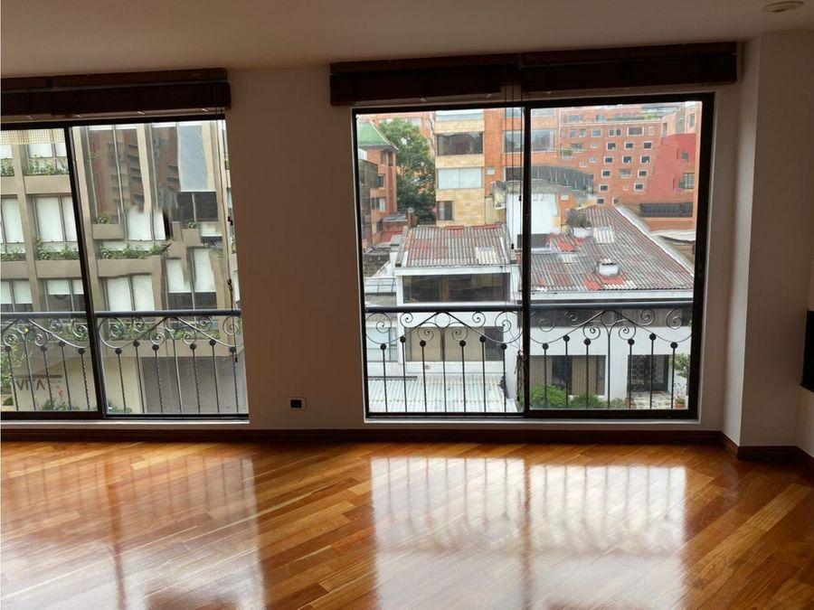 venta apartamento en chico ap 148