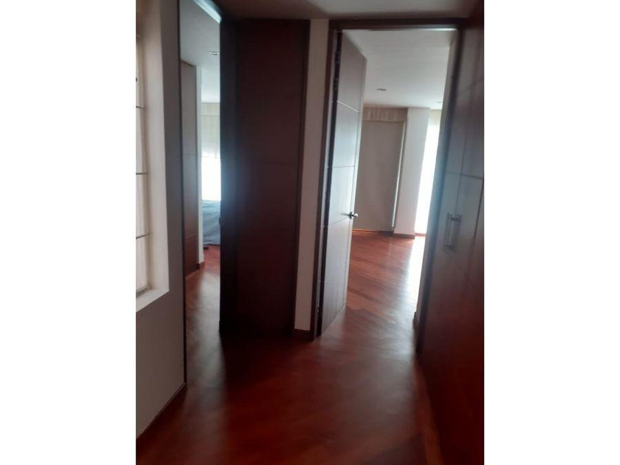 apartamento en venta bella suiza ap 160