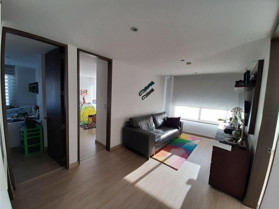 apartamento en venta santa barbara ap 159