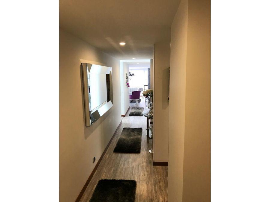 venta apartamento chico navarra ap 211
