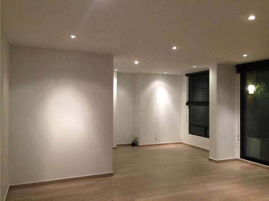 ap 105 apartamento en chico navarra
