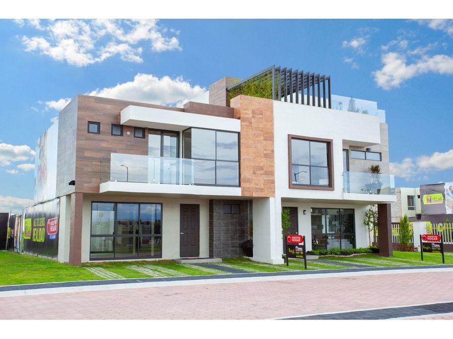 5 modelos de casas de lujo en nextlalpan