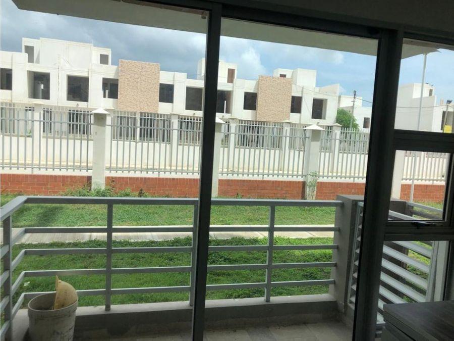 se vende apartamento en sector curinca santa marta