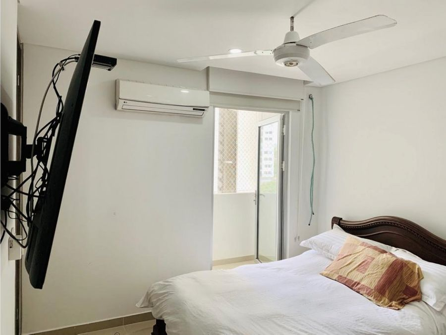 se vende apartamento en av del libertador srm