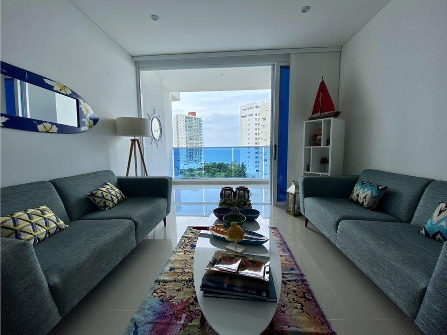 venta apartamento con permiso turistico santamarta