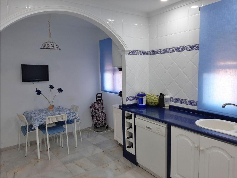 casa adosada en puerto real cadiz