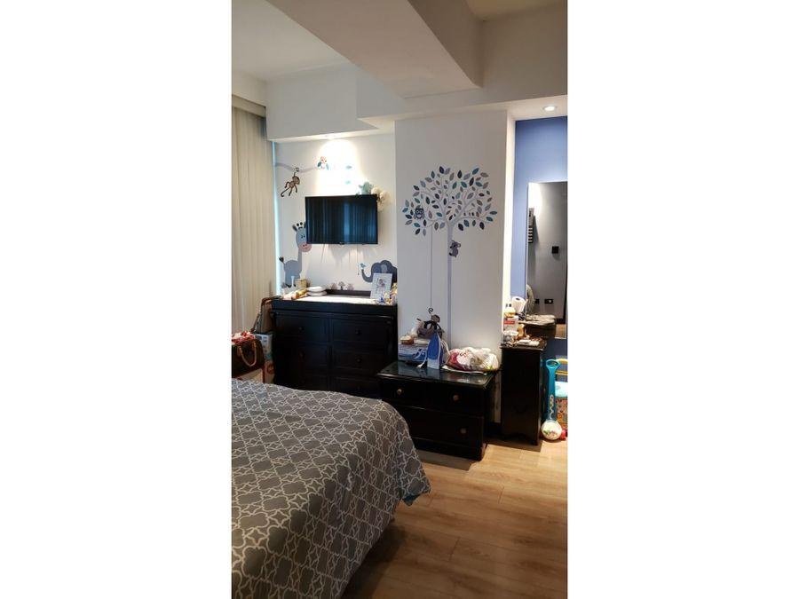 apartamento amueblado en alquiler zona 1