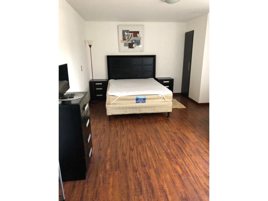 apartamento amueblado en alquiler zona 10