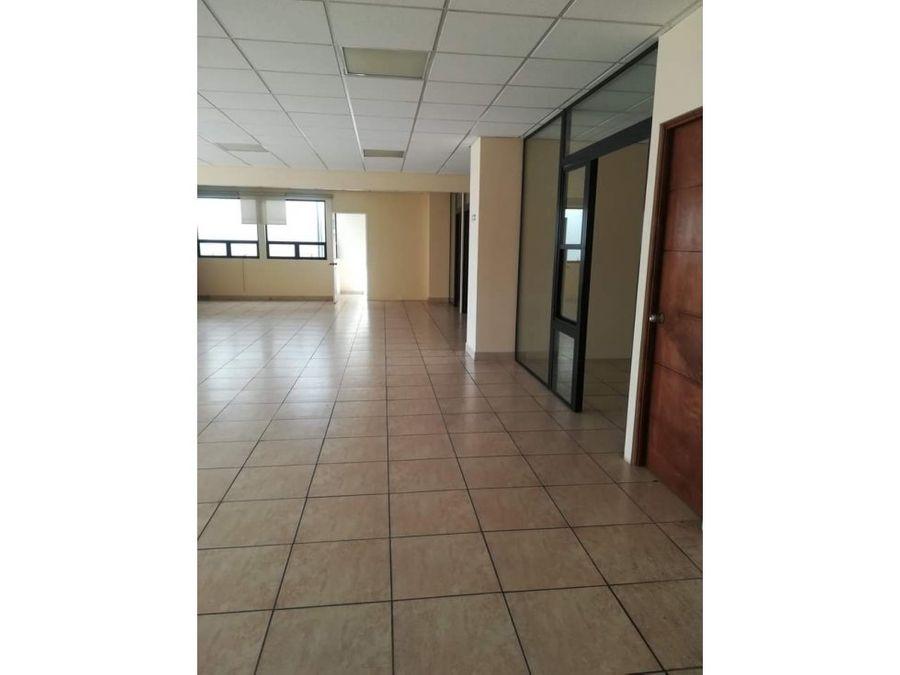 oficina en alquiler en zona 13