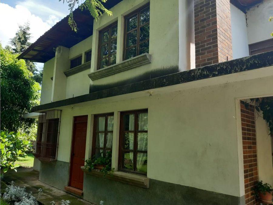 venta de casa en villa nueva cercano a mayan golf